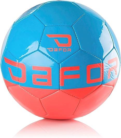 Dafor Balón Fútbol Rosa (Talla: 5): Amazon.es: Deportes y aire libre