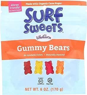 product image for SURF SWEETS, GUMMY BEARS, OG3 - Pack of 6