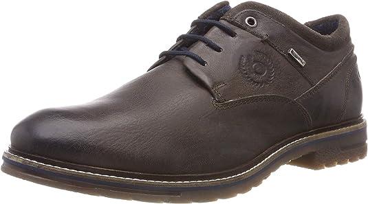 bugatti 3.21618e+11, Zapatos de Cordones Derby para Hombre