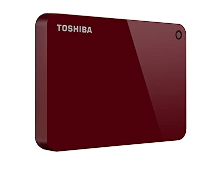 כולם חדשים Amazon.com: Toshiba Canvio Advance 2TB Portable External Hard SD-98