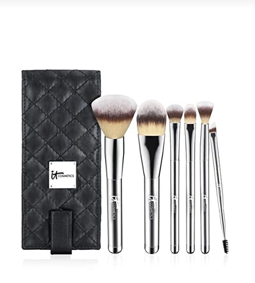 It Cosmetics Heavenly Luxe Six Piece Brush Set
