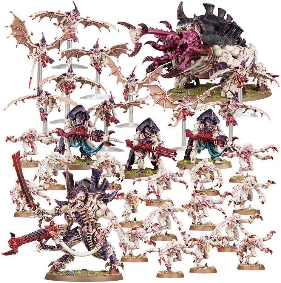 Games Workshop Warhammer 40k Essaim de Couvain Battleforce 2020 Tyranids