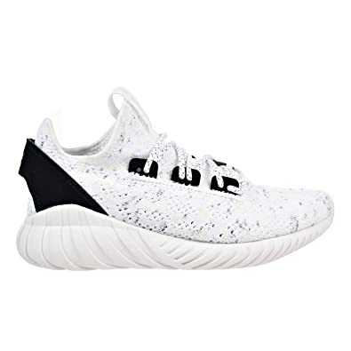 Amazon.com | Adidas Tubular Doom Sock Primeknit Big Kid's Shoes Running  White/Core Black bz0329 | Running