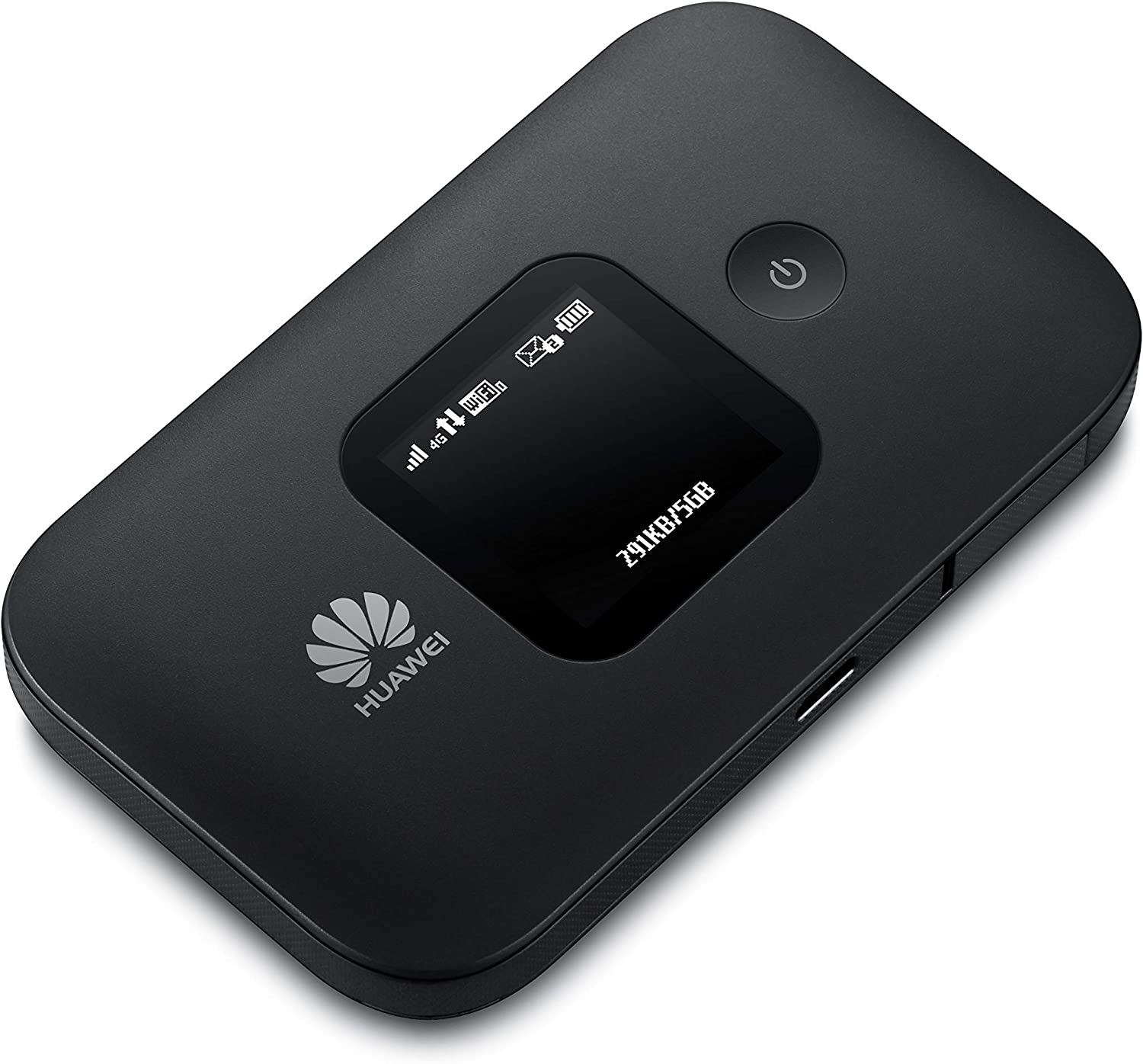Huawei E5577 E5577-320 4G LTE Mobile WiFi Hotspot Gaming Travel Festival Music Portable Sim Card Router Mifi (4G LTE in Europe, Asia, Middle East, Africa & 3G Globally) Does Not Support USA sim Cards