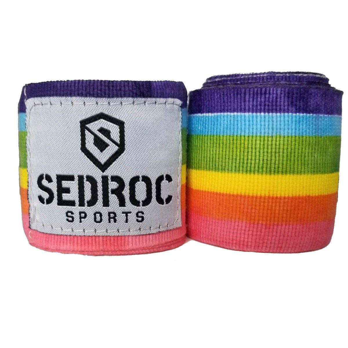 sedroc Boxing B07DVZVPM9 Mexican Hand Wraps – Wraps