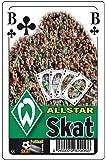 Teepe 29068 - SV Werder Bremen Allstar-Skat