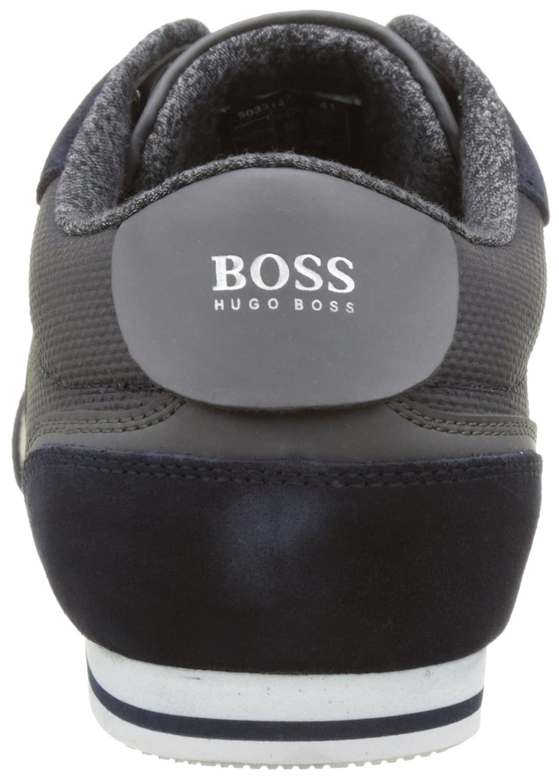 Boss Green Lighter_Lowp_CVC 10197554 01, Sneakers Basses Homme, Bleu (Dark  Blue 401), 41 EU: Amazon.fr: Chaussures et Sacs