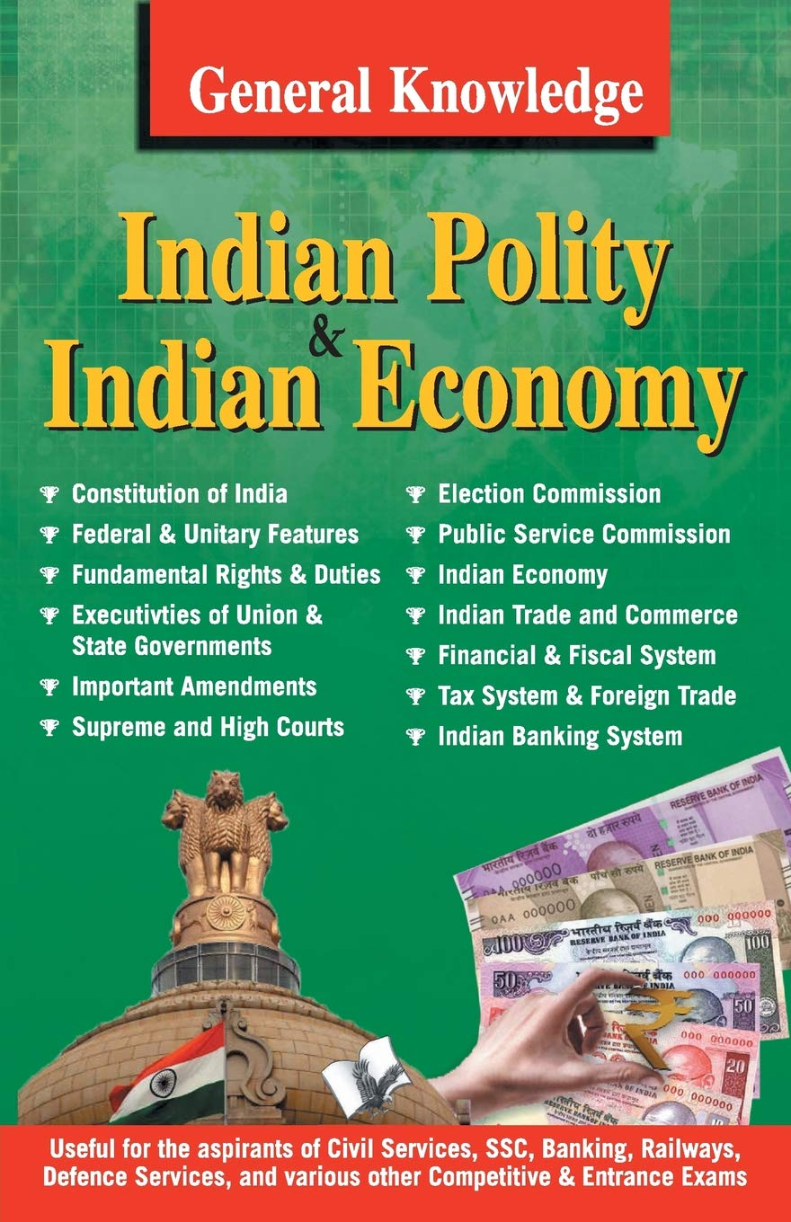 Buy General Knowledge Indian Polity and Economy: Everything an