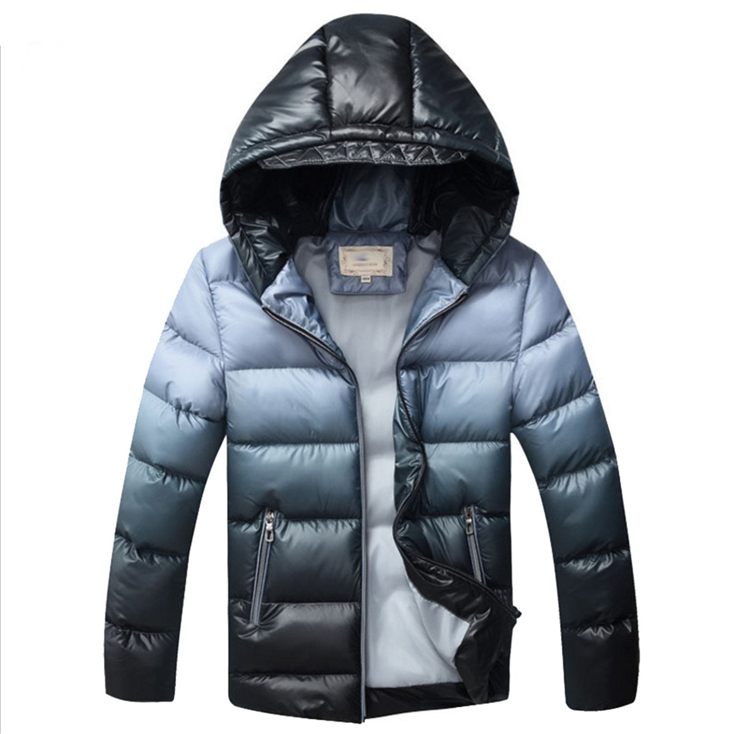 102292c17dfb Amazon.com  Sonms Boys Winter Coat Padded Jacket Outerwear For 8-17T ...