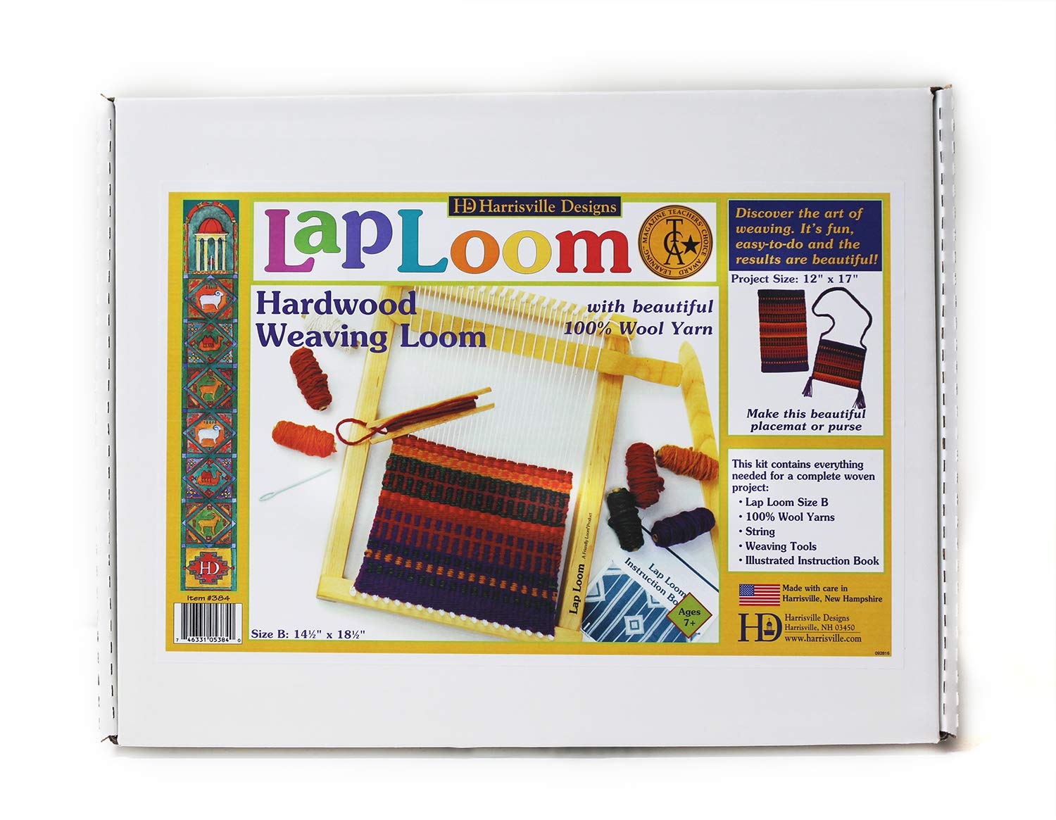 Harrisville Designs Lap Lap Lap Loom (Style B) by Harrisville Designs 253acd