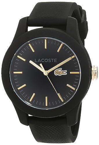 Lacoste 2000959 Lacoste.12.12 Lady - Reloj analógico de pulsera para mujer: Amazon.es: Relojes