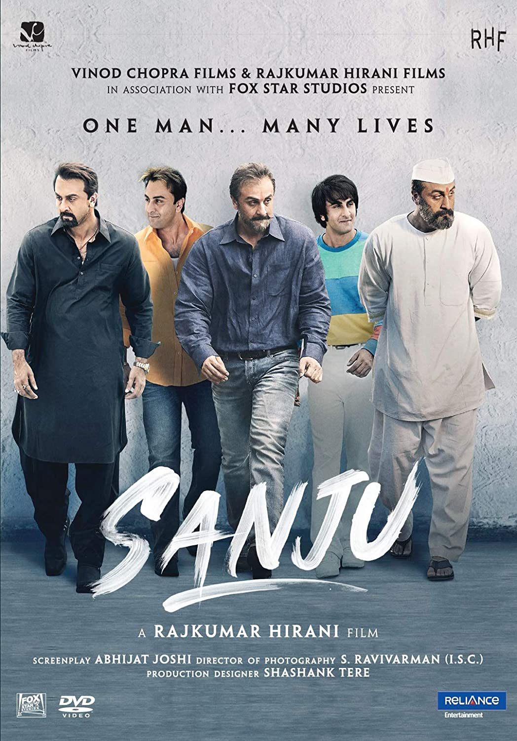 Amazon.in: Buy Sanju DVD, Blu-ray Online at Best Prices in India ...