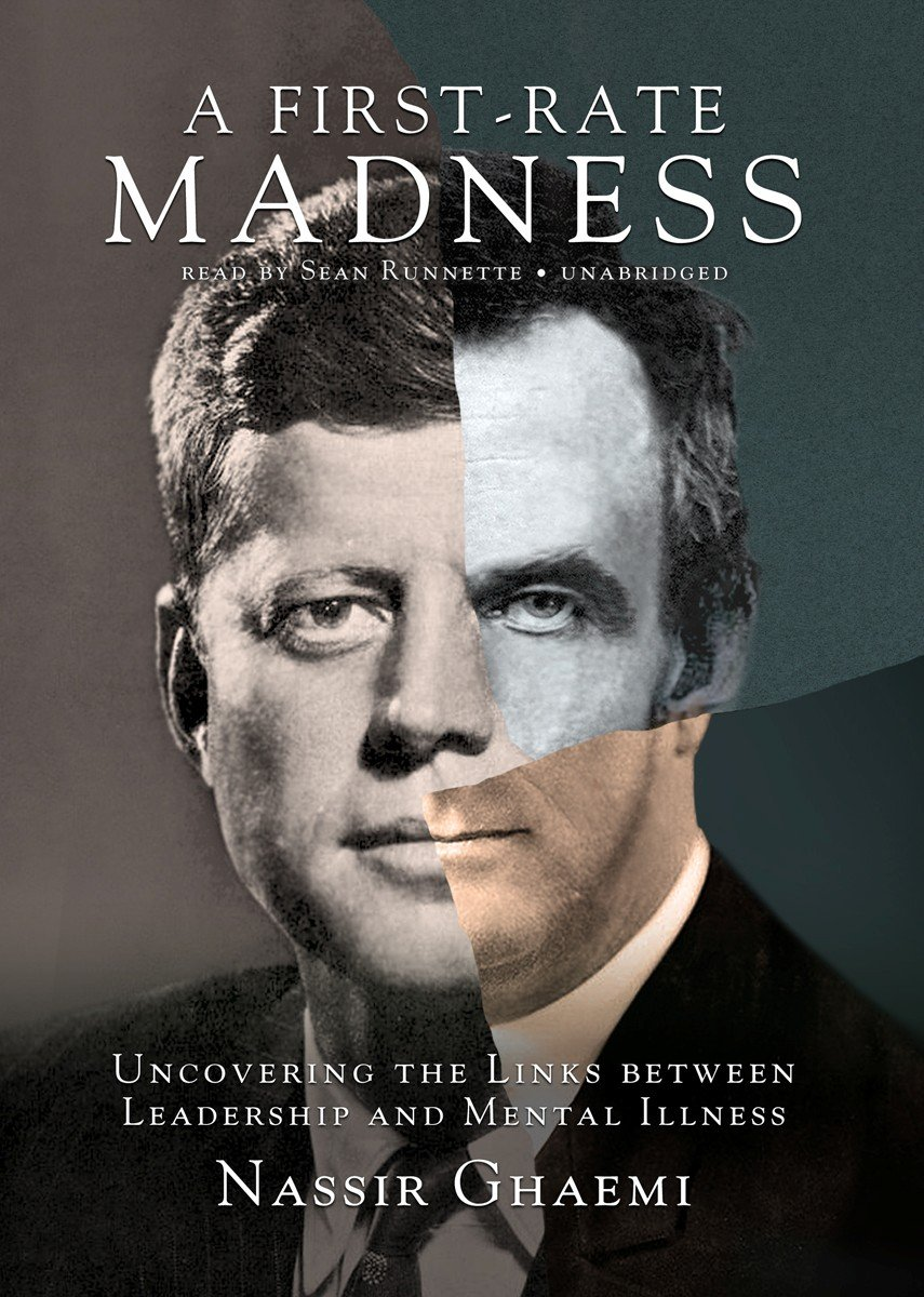 Download A First-Rate Madness: Uncovering the Links between Leadership and Mental Illness ebook