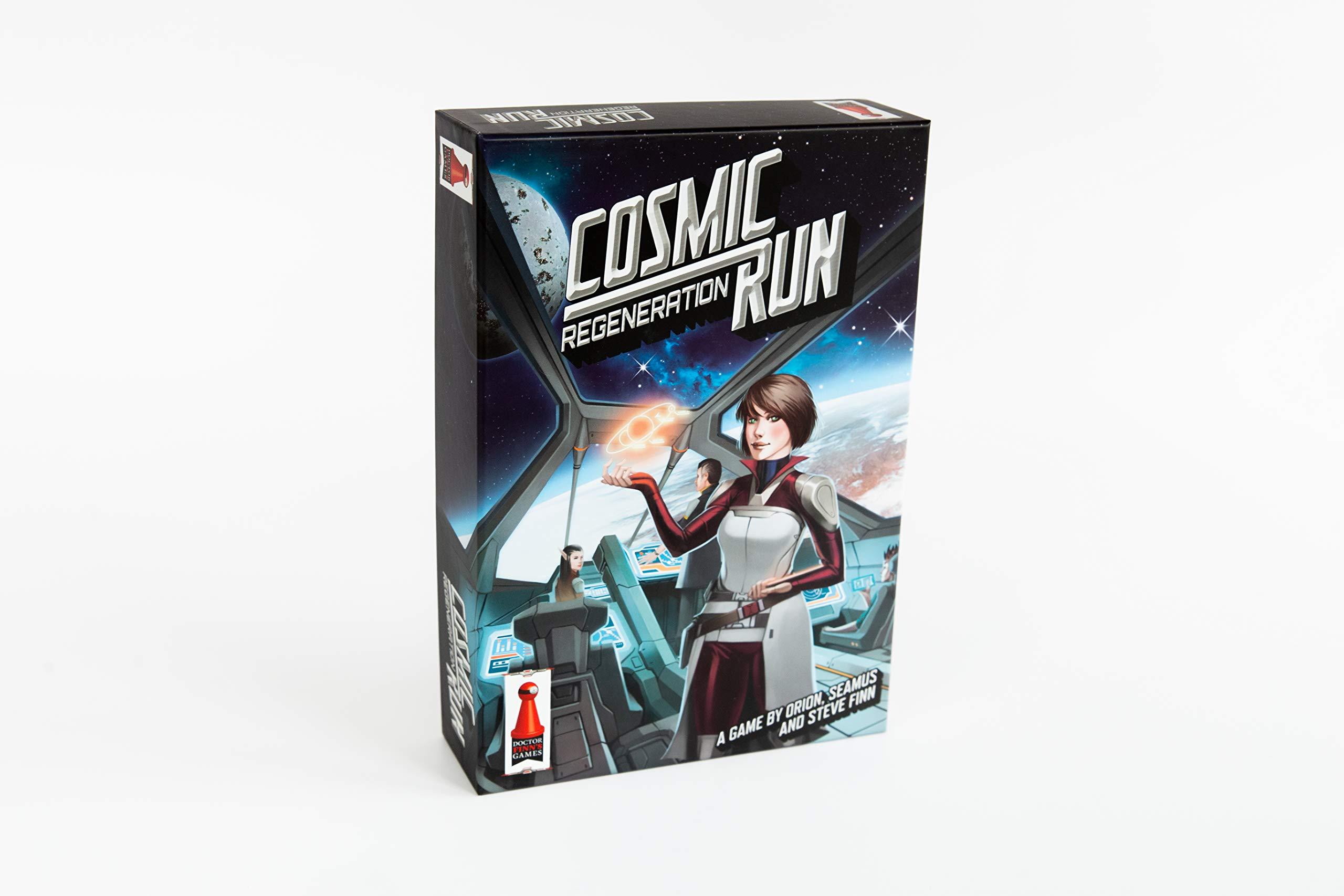 Dr. Finn's Deluxe Cosmic Run Regeneration