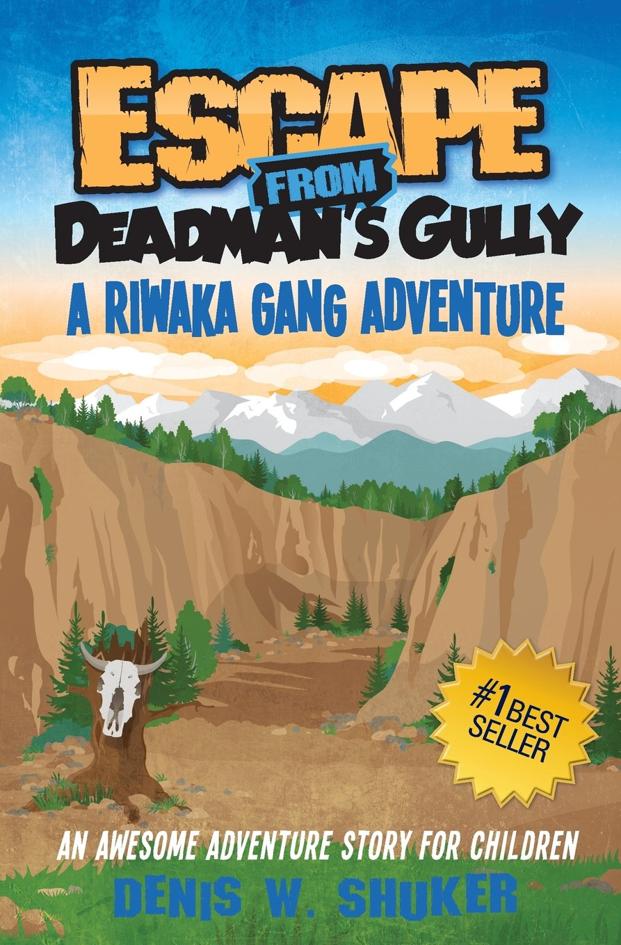 Download Escape from Deadman's Gully: A Riwaka Gang Adventure pdf