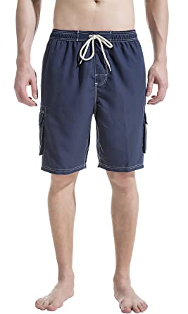 5a8736cec2946 Image Unavailable. Image not available for. Colour: Akula Quick Dry Swim  Trunks Beach Shorts ...