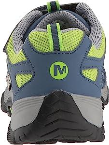 Merrell M-moab Fst Low A/c Waterproof, Zapatillas de Senderismo ...
