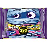 Ferrara Candy Company Assorted Candy Variety Bag, Nerds, SweeTARTS, Gobstopper & Laffy Taffy, 80 Ounce, 290 Count