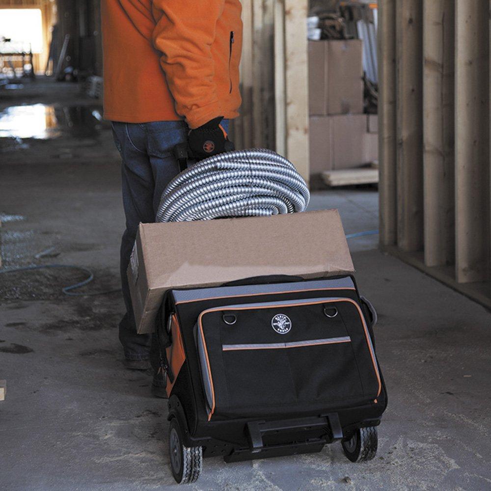 Klein Tools 55452RTB Tradesman Pro Organizer Rolling Tool Bag by Klein Tools (Image #1)