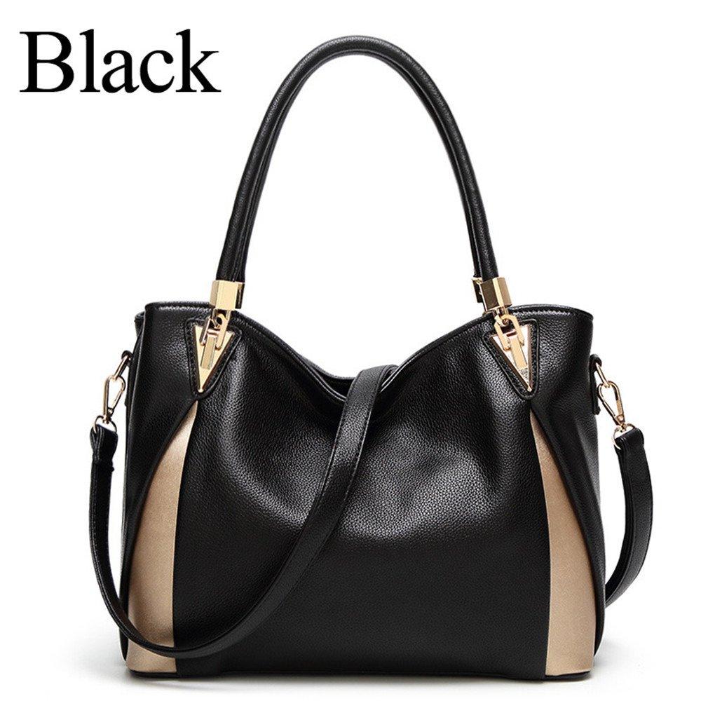 Yueling Taschen für Frauen Handtaschen Frauen Taschen Schulter Handtasche Tote Leder Handtasche B07FSRRDGC Umhngetaschen Mode