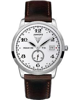 Junkers Mens Watches Dessau 1926 Flatline 6334-1 - 2