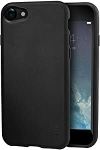 Silk iPhone 8/7 Slim Case - Kung Fu Grip [Lightweight + Protective] Thin Cover for Apple iPhone 7/8 - Black Tie Affair