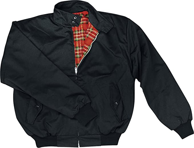 CN Outdoor Knightsbridge Harrington Chaqueta English Style ...