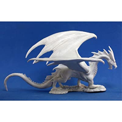 Reaper Shadow Dragon (1) Miniature: Toys & Games