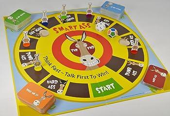 University Games Smart Ass Board Game