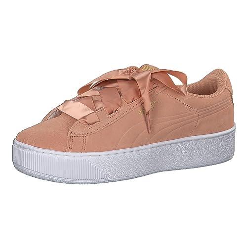 grand choix de 879ae 72ee6 Puma , Baskets pour Fille: Amazon.fr: Chaussures et Sacs