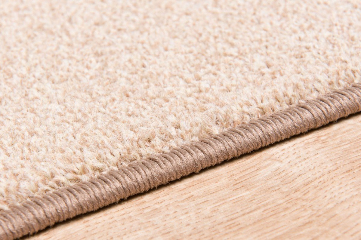Havatex Velours Teppich Trend - schadstoffgeprüft und pflegeleicht     schmutzabweisend robust strapazierfähig   Wohnzimmer Schlafzimmer, Farbe Blau, Größe 240 x 360 cm B00A4VH3FA Teppiche 88d427