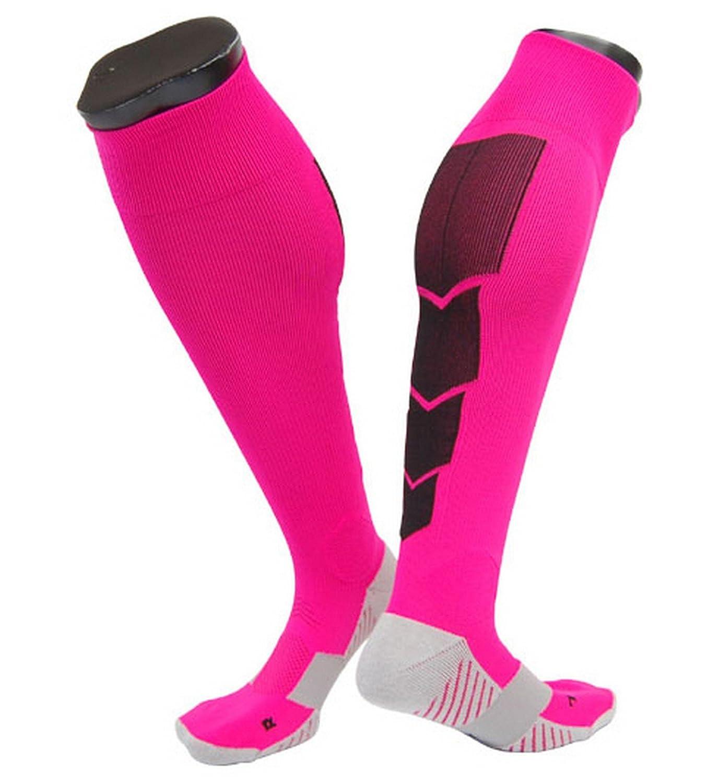 Lovely Annie Big Boys 1 Pair Football Soccer Socks Sport Tube Socks L XL0032