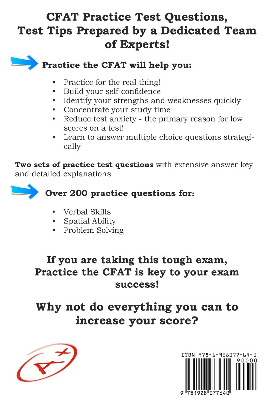 practice the cfat canadian forces aptitude test practice canadian forces aptitude test practice questions complete test preparation inc 9781928077640 books ca