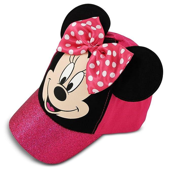 d002afbec Amazon.com: Disney Girls' Little Minnie Mouse Bow-tique Cotton ...