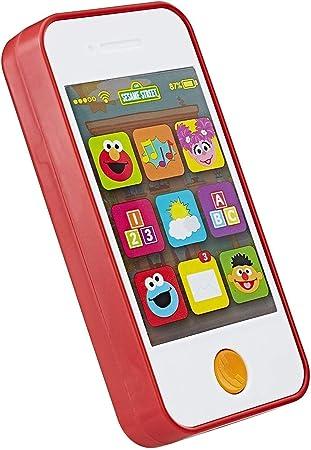 Playskool Amigos Barrio Sésamo Elmo & Friends Smartphone: Amazon ...