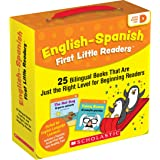 English-Spanish First Little Readers: Guided Reading Level D (Parent Pack): 25 Bilingual Books That are Just the Right Level