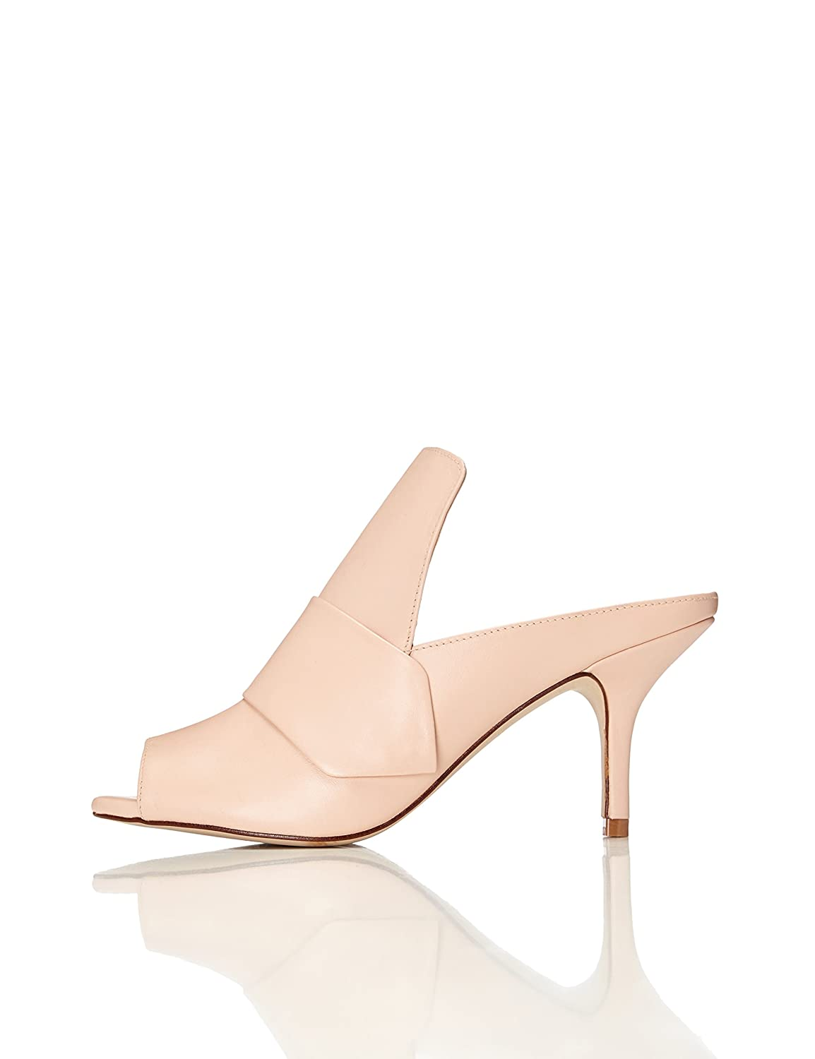 FIND Mules Talons Femme Mules B07G5ZGYG7 Rose FIND (Pink) 0c0f7df - latesttechnology.space