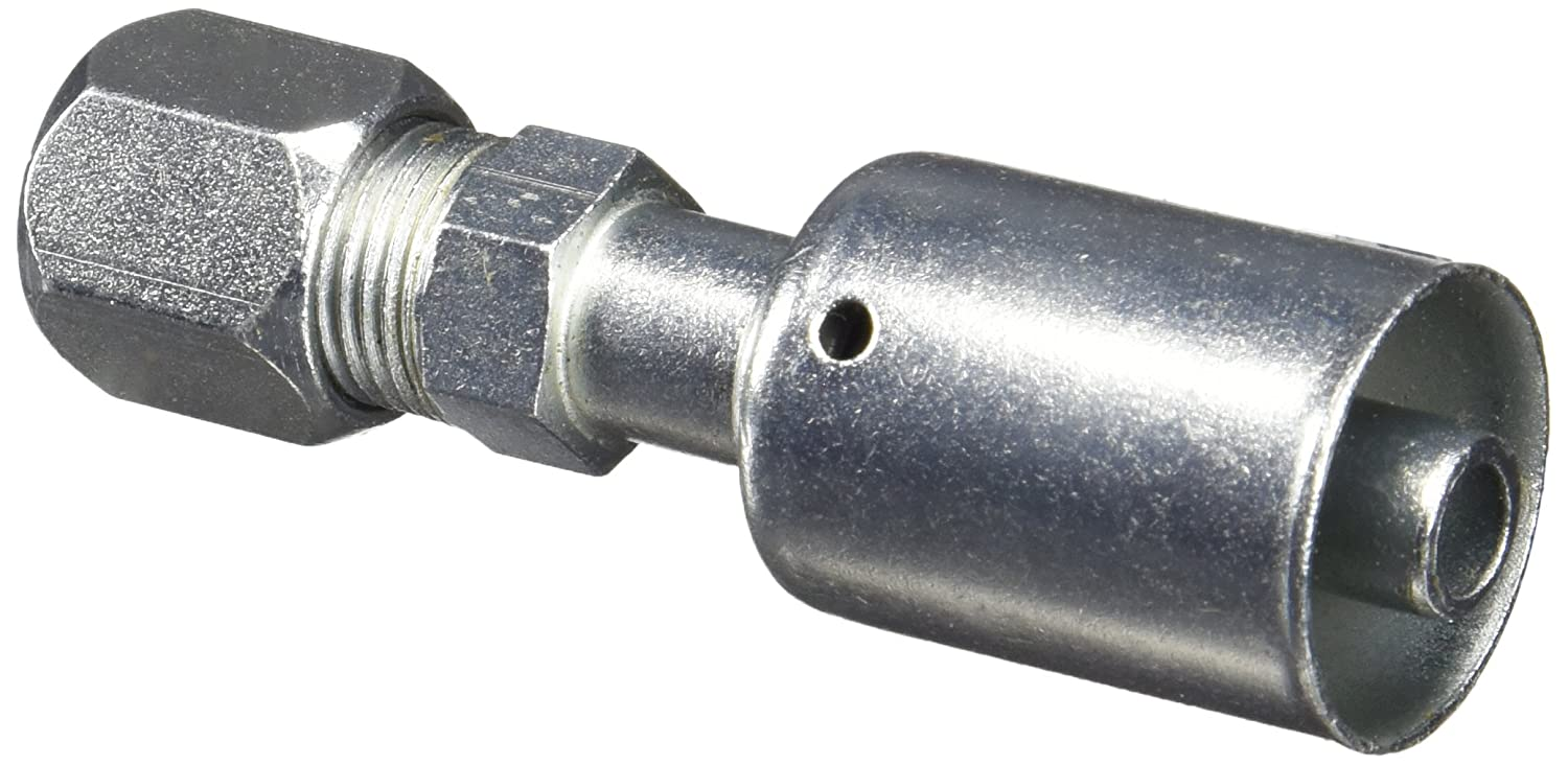 Four Seasons 17849 Straight Compression Air Conditioning Fitting