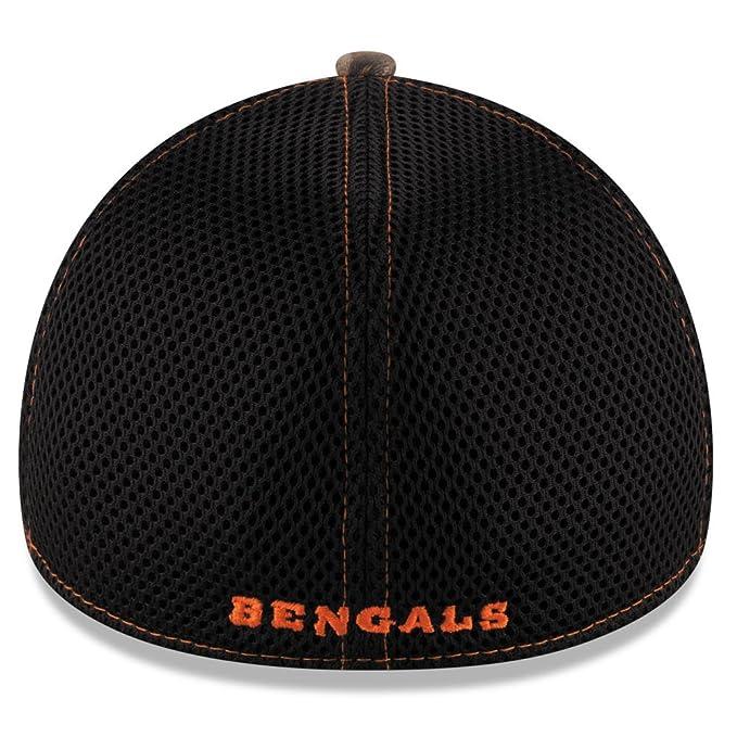 a7267112 Amazon.com : Cincinnati Bengals Real Tree Neo 39THIRTY Flex Fit Hat / Cap  Small/Medium : Sports & Outdoors
