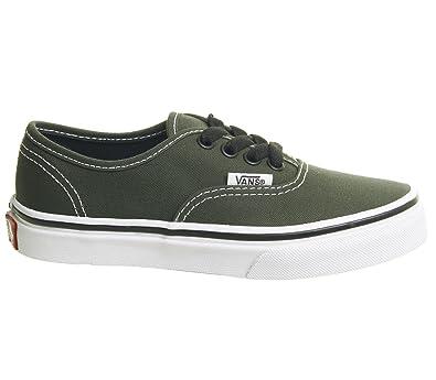 5a7df1cdf6 Image Unavailable. Vans Authentic Kids Shoes 11.5 M US Little Kid Duffel  Bag Black