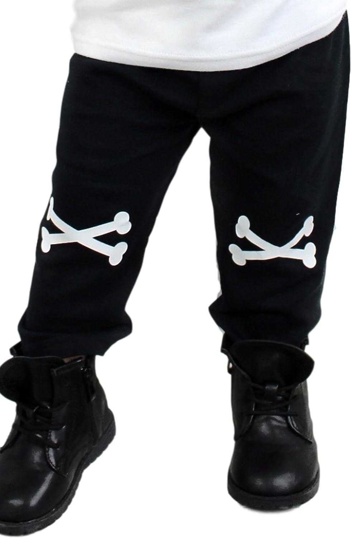BABY MOO'S - Pantalones de moda para niños o niñas - Ropa alternativa para niños, unisex para bebé o niños idea de regalo (2 – 3 años)