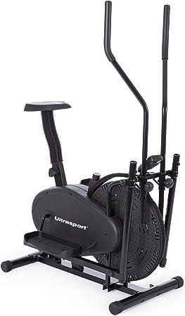 Ultrasport Bicicleta elíptica Basic X-Trainer 250 para Entrenar ...