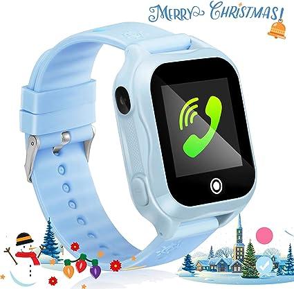 Amazon.com: GUANLV - Reloj inteligente para niños con ...