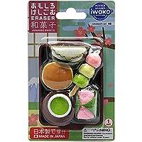 Iwako Japanese Sweets Eraser Set