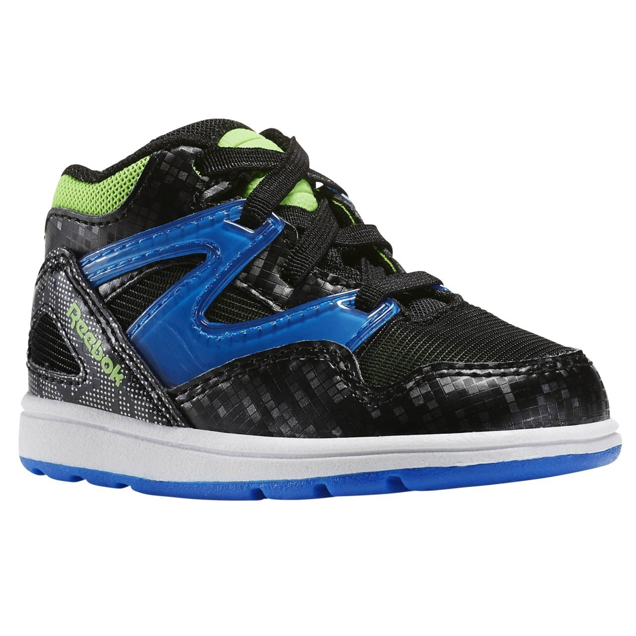 58a9ead50d9875 Reebok Unisex Babies  Versa Pump Omni Lite Sneakers  Amazon.co.uk ...