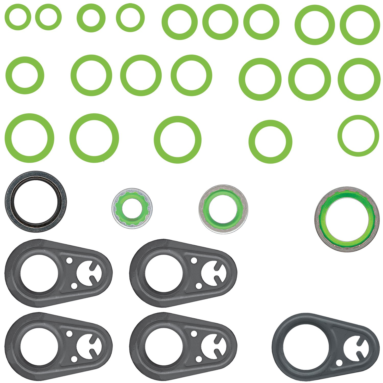 PartsChannel OE Replacement A/C System Seal Kit Voyager 2008