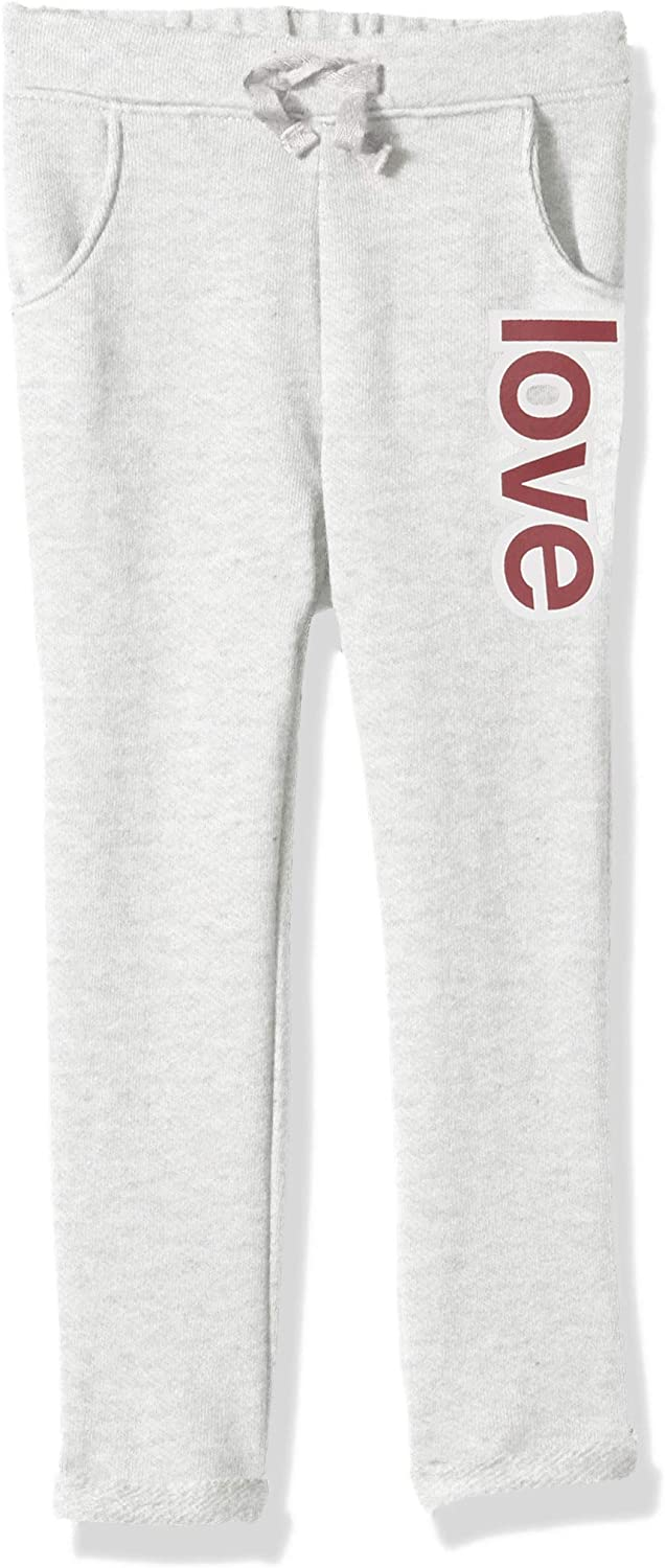 Crazy 8 Girls Big Pull-on Knit Joggers