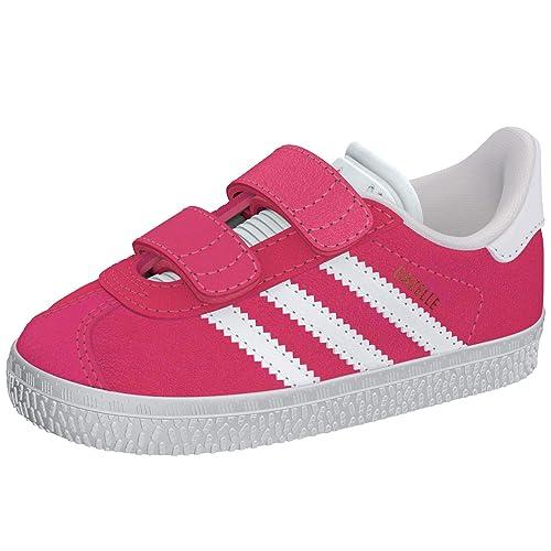 Adidas Gazelle CF I, Zapatillas de Estar por casa Unisex bebé: Amazon.es: Zapatos y complementos