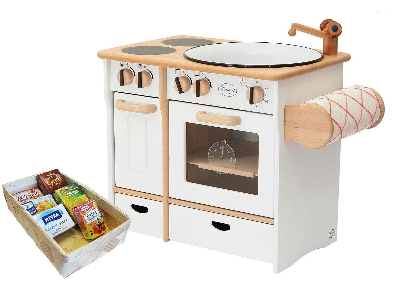 Drewart Kinderküche Massivholz Spielküche Massivholz