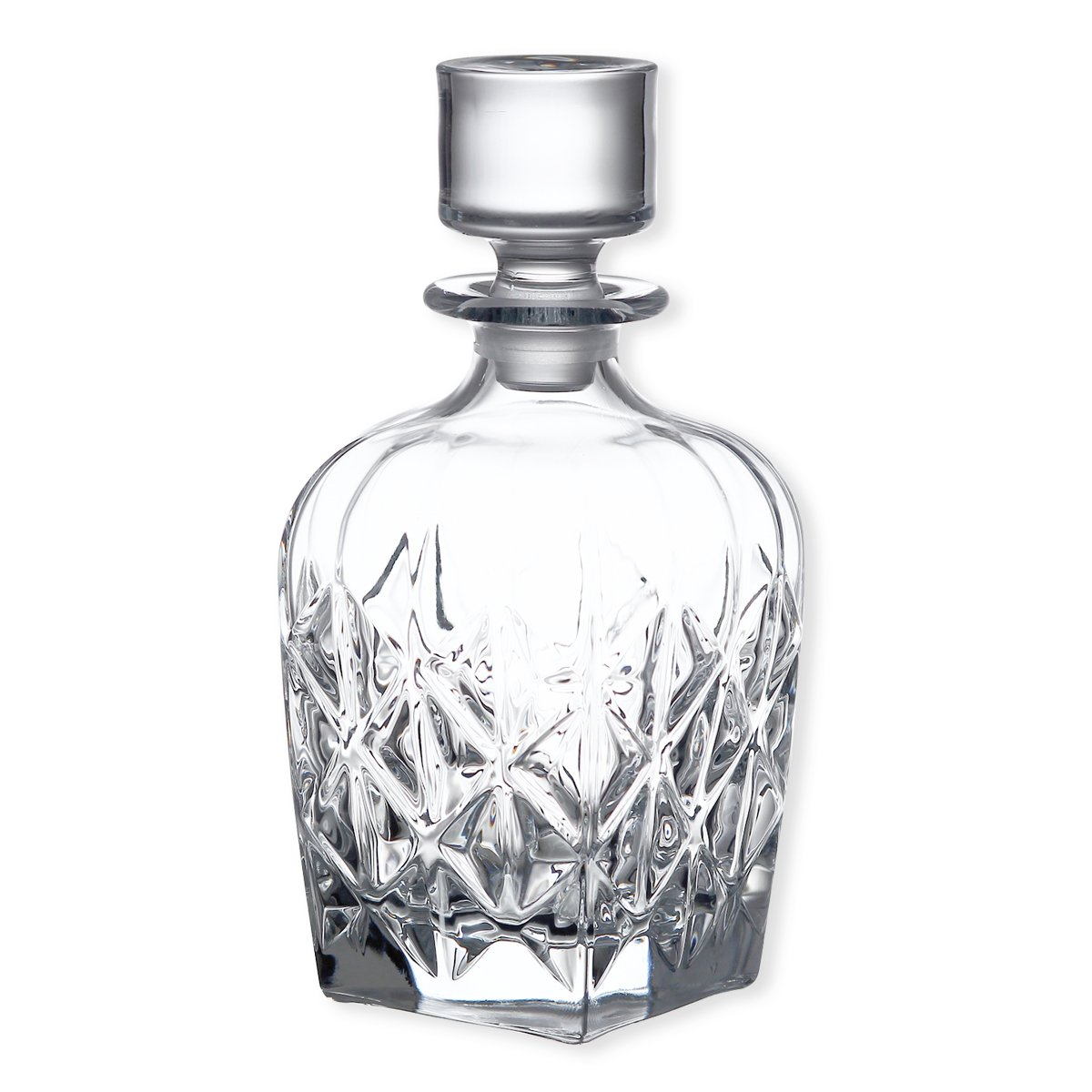 RCR Enigma Maison Italian Crystal Whisky Decanter 86cl (could also be used as a wine decanter) RCR Crystal 515290